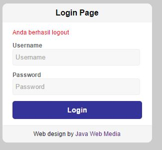Kursus Web Development Depok - Java Web Media