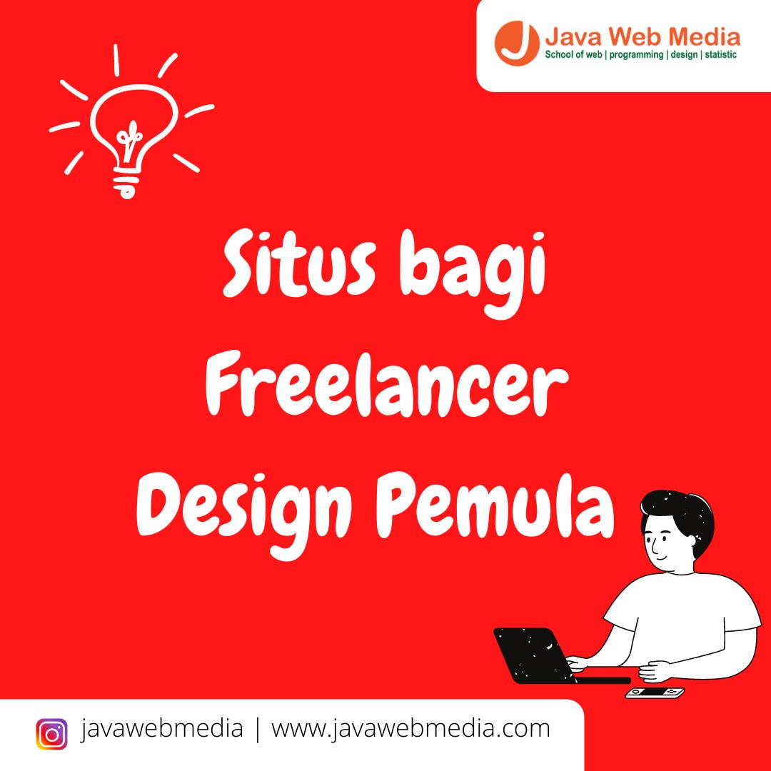 Situs bagi Freelancer Design Pemula