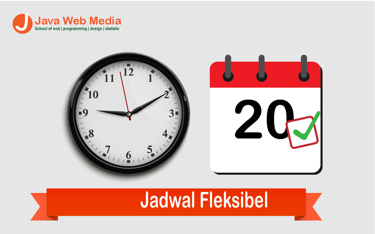 Jadwal Flexible