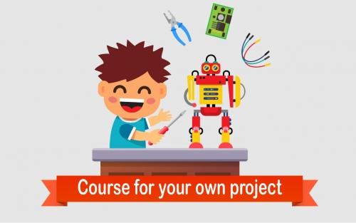 Tersedia kursus private, kerjain proyekmu yuk