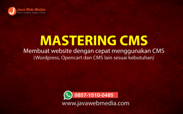 Kursus Wordpress (Mastering CMS)
