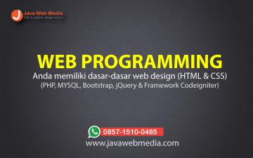 Kursus Web Programming
