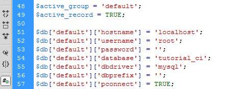Tutorial Code Igniter Depok