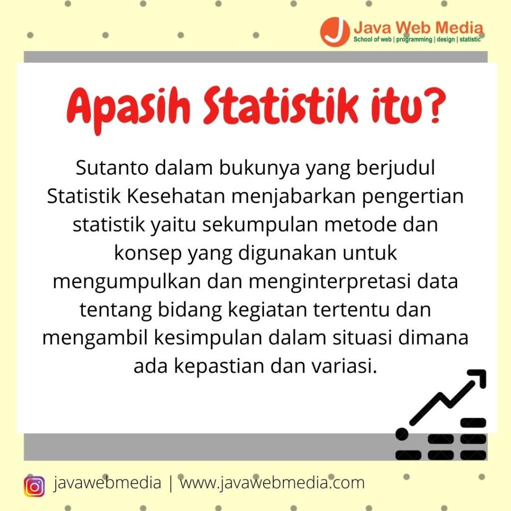 Statistik dan Manfaatnya Bidang Kesehatan - Blog Java Web ...
